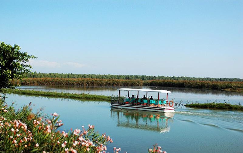 水上游船游客须知_南沙湿地公园_广州门票_国汇优游