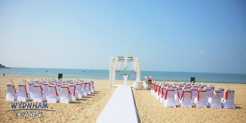 3公里私属海岸,体验巴厘岛风情度假新生  茂名浪漫海岸温德姆酒店