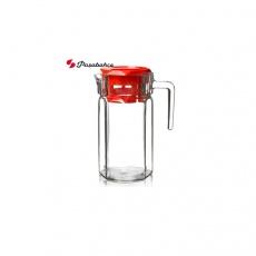 土耳其 帕莎 Pasabahce 冷水壶 玻璃壶 果汁壶 43414 1.2L