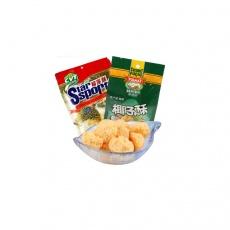 中越泰食品芝士牛奶椰子酥榴莲酥点心150g*2