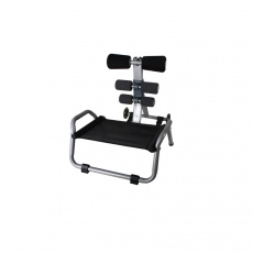 AIBI耐磨滚轮健腹器腰部按摩运动椅多功能腹肌板家用减脂收腹器