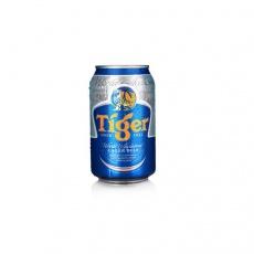虎牌啤酒 虎牌罐装 330ml*24罐