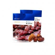 阿联酋进口集珍斋黄金椰枣香甜美味休闲零食