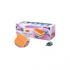越南进口AFC 蓝莓夹心蛋糕360g 糕点零食饼干软面包