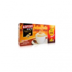 印尼进口可比可摩卡咖啡576g/盒 24包装速溶冲饮