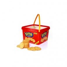Fita发达薄脆饼干600g 代餐零食 喜饼礼品盒装