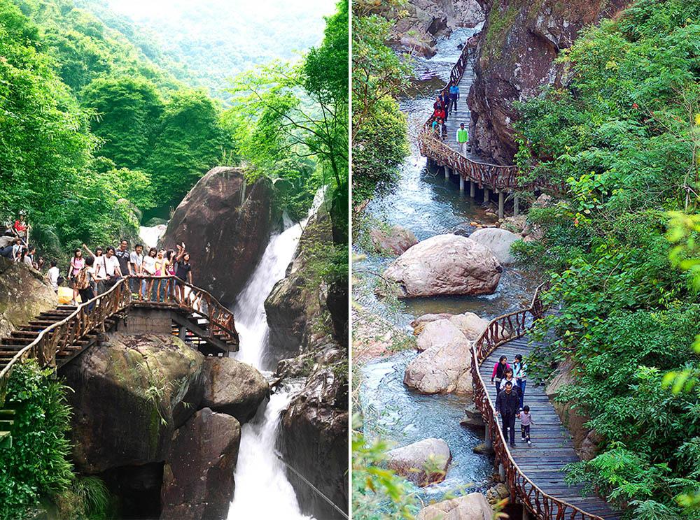 广州白水寨风景区成人观光门票