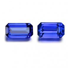 彩贸珠宝 5A品质坦桑尼亚天然坦桑石