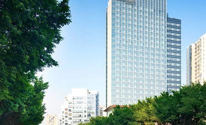广州东圃合景福朋喜来登酒店_广州天河区东圃汇彩路菁图片