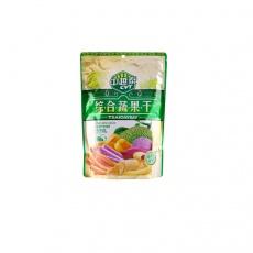 CVT 中越泰 综合蔬果干 100g 越南进口