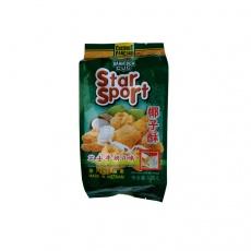 越南特产CVT中越泰正品芝士牛奶椰子酥120g