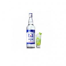 菲律宾原装进口洋酒莫吉托鸡尾酒烘焙欧德船长银白朗姆酒700m