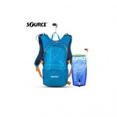 SOURCE溹思Fuse导火索12L/8L水袋一体背包骑行徒步登山包送水袋