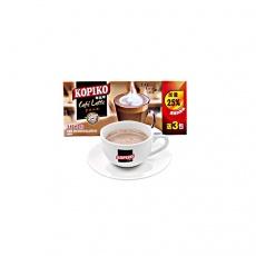 印尼进口可比可拿铁咖啡12包盒装318.75g进口速溶咖啡