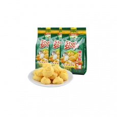 CVT中越泰芝士牛奶味椰子酥 120g*3袋