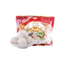 越南进口零食品糖果如香惠香排糖椰子喜糖450g*2包