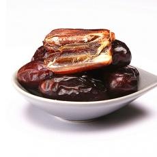 迪拜黑椰枣736g新疆帝王椰枣伊拉克蜜枣